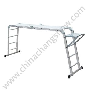 Multi-purpose Aluminum Alloy Ladder
